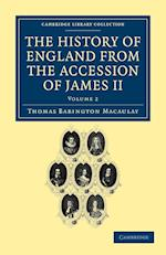 The History of England from the Accession of James II af Thomas Babington Macaulay, Hannah More Macaulay Trevelyan