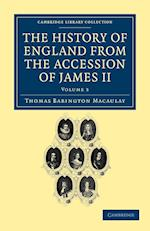 The History of England from the Accession of James II af Hannah More Macaulay Trevelyan, Thomas Babington Macaulay