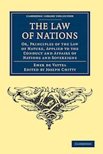 The Law of Nations af Emer De Vattel, Joseph Chitty