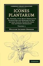 Icones Plantarum af William Jackson Hooker
