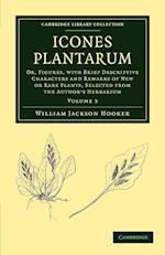 Icones Plantarum af William Jackson Hooker