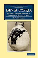 Devia Cypria af David George Hogarth