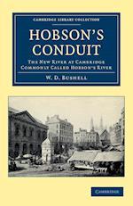 Hobson's Conduit af W D Bushell, Edward Jackson, J A Venn