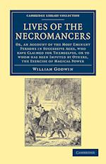 Lives of the Necromancers af William Godwin