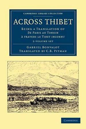 Across Thibet 2 Volume Set