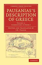 Pausanias's Description of Greece af James George Frazer