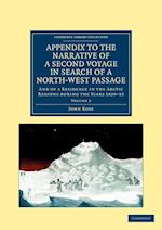 Appendix to the Narrative of a Second Voyage in Search of a North-West Passage af John Ross