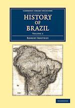 History of Brazil af Robert Southey