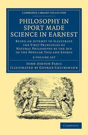 Philosophy in Sport Made Science in Earnest 3 Volume Set