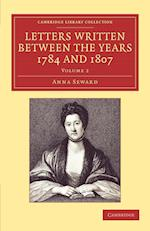 Letters Written Between the Years 1784 and 1807 af Anna Seward