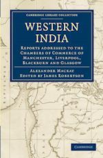 Western India af James Robertson, Thomas Bazley, Alexander MacKay
