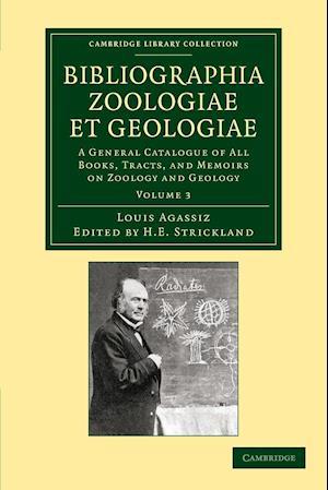 Bibliographia zoologiae et geologiae: Volume 3