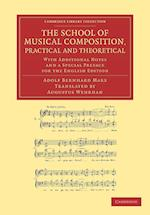 The School of Musical Composition, Practical and Theoretical af Adolf Bernhard Marx