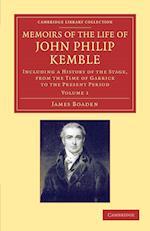 Memoirs of the Life of John Philip Kemble, Esq.: Volume 1 af James Boaden