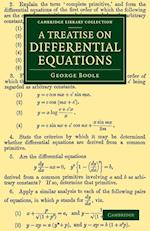 A Treatise on Differential Equations af George Boole