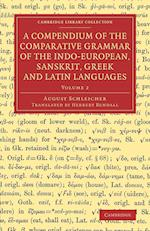 A Compendium of the Comparative Grammar of the Indo-European, Sanskrit, Greek and Latin Languages: Volume 2 af August Schleicher