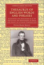 Thesaurus of English Words and Phrases af Peter Mark Roget