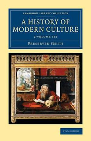 A History of Modern Culture - 2 Volume Set