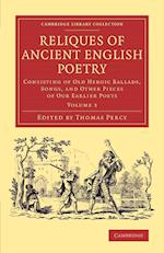 Reliques of Ancient English Poetry af Thomas Percy