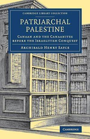 Patriarchal Palestine