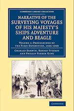 Narrative of the Surveying Voyages of His Majesty's Ships Adventure and Beagle - Volume 1