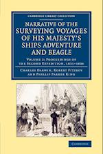 Narrative of the Surveying Voyages of His Majesty's Ships Adventure and Beagle - Volume 2