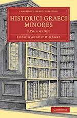 Historici Graeci Minores 2 Volume Set (Cambridge Library Collection - Classics)