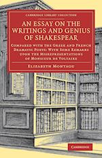 An Essay on the Writings and Genius of Shakespear af Elizabeth Montagu