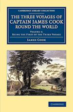 The Three Voyages of Captain James Cook Round the World af James Cook