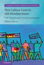 New Labour Laws in Old Member States (Cambridge Studies in European Law And Policy)