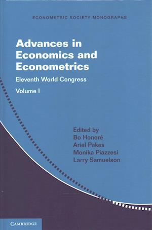Bog, hardback Advances in Economics and Econometrics af Bo Honore