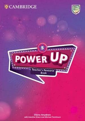 Power Up Level 5 Teacher's Resource Book with Online Audio