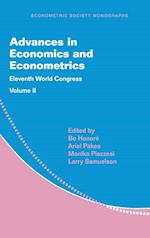 Advances in Economics and Econometrics: Volume 2 af Bo Honore