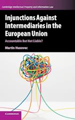 Injunctions Against Intermediaries in the European Union (Cambridge Intellectual Property and Information Law, nr. 41)