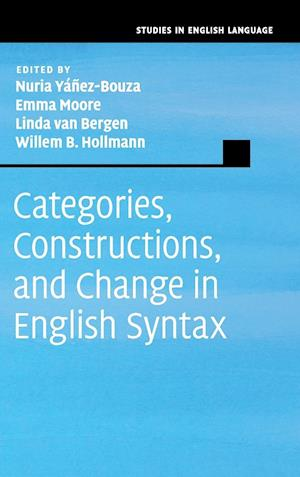 Categories, Constructions, and Change in English Syntax