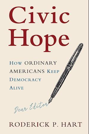 Bog, paperback Civic Hope af Rodrick P. Hart