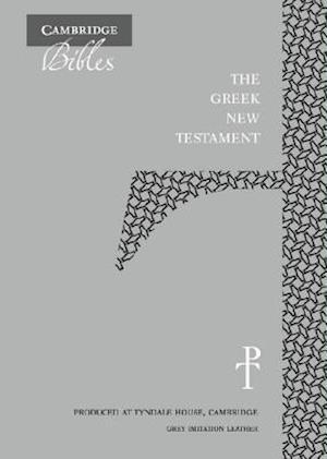 The Greek New Testament, Grey Imitation Leather TH512:NT