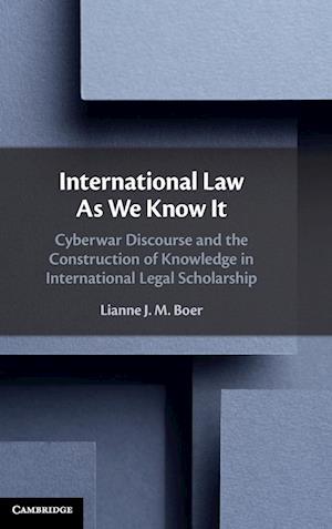 International Law as We Know It
