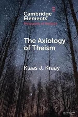 The Axiology of Theism