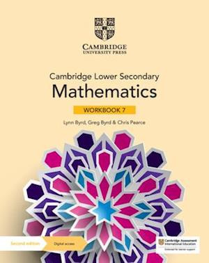 Cambridge Lower Secondary Mathematics Workbook 7 with Digital Access (1 Year)