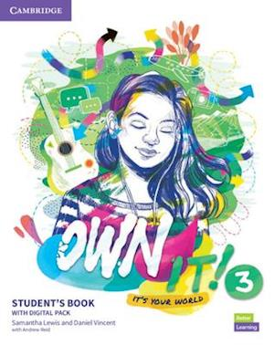 Own it! Level 3 Student's Book with Practice Extra