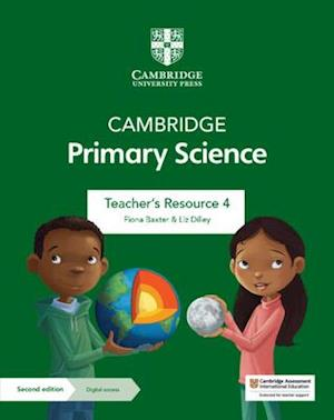 Cambridge Primary Science Teacher's Resource 4 with Digital Access