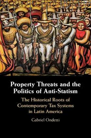 Property Threats and the Politics of Anti-Statism