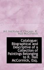 Catalogue af Art Institute of Chicago, Art Institute of Chicago