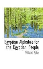 Egyptian Alphabet for the Egyptian People