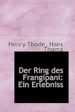 Der Ring Des Frangipani