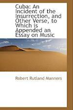 Cuba af Robert Rutland Manners