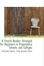A French Reader af Fred Davis Aldrich