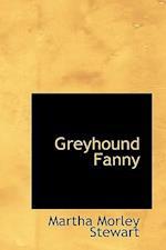 Greyhound Fanny af Martha Morley Stewart
