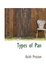 Types of Pan af Keith Preston